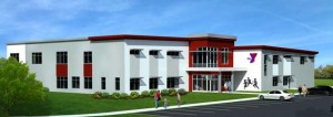 New 2 story construction rendering