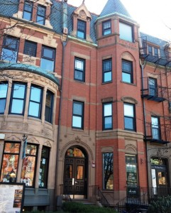 270 Newbury St Exterior Before Renovation